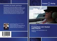 Buchcover von FrommSein mit Humor und Poesie