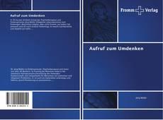 Bookcover of Aufruf zum Umdenken