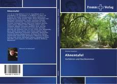 Buchcover von Ahnentafel