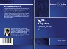 Bookcover of Wo Milch und Honig fließt
