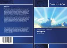 Couverture de Religion