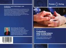 Buchcover von Gedanken und Erfahrungen zum Innehalten