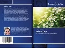 Buchcover von Sieben Tage