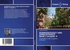Buchcover von BARMHERZIGKEIT UND GERECHTIGKEIT Band I: Lesejahr A