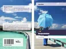 Kurzgeschichten kitap kapağı