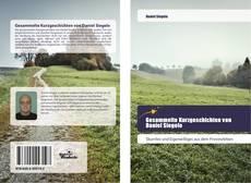 Borítókép a  Gesammelte Kurzgeschichten von Daniel Siegele - hoz