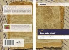 Bookcover of Schon wieder Advent?