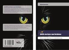 Bookcover of XAVER-ein Kater zum Verlieben