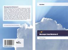 Bookcover of Messages from Metatron II