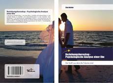 Portada del libro de Beziehungshoroskop - Psychologische Analyse einer Ehe