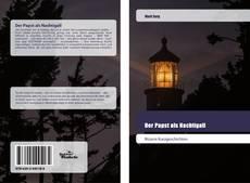 Buchcover von Der Papst als Nachtigall