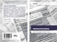 Capa do livro de Einkommensteuererklärung