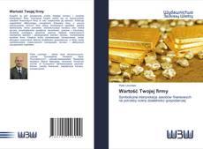 Bookcover of Wartość Twojej firmy