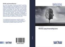 Borítókép a  Klinika psychoanalityczna - hoz