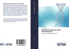 Bookcover of Peptidomimetyczne bloki konstrukcyjne