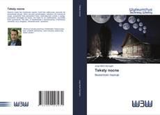 Bookcover of Teksty nocne