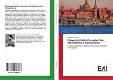 Borítókép a  Giovanni Giulio Cassarino tra Manierismo e Naturalismo - hoz