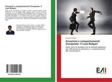 Capa do livro de Emozioni e comportamenti d'acquisto: il caso Bulgari