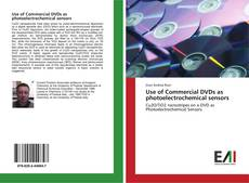Capa do livro de Use of Commercial DVDs as photoelectrochemical sensors