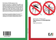 The history of Chikungunya virus的封面