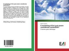 Bookcover of Il marketing di Eni può essere considerato sostenibile?
