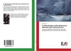 Portada del libro de O. Mondvalsen nella letteratura albanese del realsocialismo