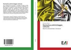 Buchcover von Normativa antiriciclaggio vaticana