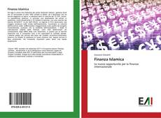 Bookcover of Finanza Islamica