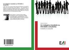 Copertina di Un indagine mondiale su HIV/AIDS e disabilità