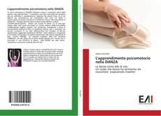 Bookcover of L'apprendimento psicomotorio nella DANZA