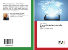 Buchcover von Arte contemporanea e media digitali