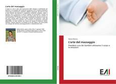Buchcover von L'arte del massaggio