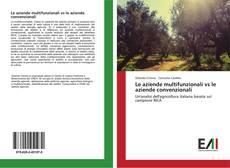 Bookcover of Le aziende multifunzionali vs le aziende convenzionali