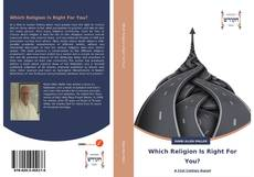 Portada del libro de Which Religion Is Right For You?