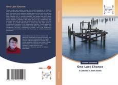 Capa do livro de One Last Chance