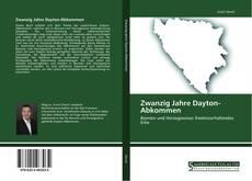 Bookcover of Zwanzig Jahre Dayton-Abkommen