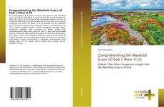 Portada del libro de Comprehending the Manifold Grace of God 1 Peter 4:10