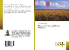 Capa do livro de The Ancient Secret of Divine Mysteries