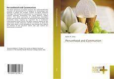Bookcover of Personhood and Communion