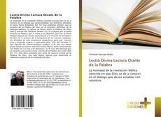 Lectio Divina Lectura Orante de la Palabra的封面