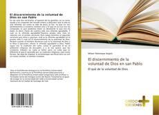 Bookcover of El discernimiento de la voluntad de Dios en san Pablo