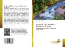 Portada del libro de Jardim do Éden: Ambiente Eclesiástico Original