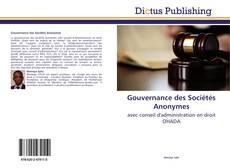 Bookcover of Gouvernance des Sociétés Anonymes