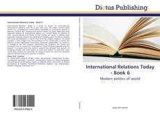 Buchcover von International Relations Today - Book 6