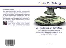 La rehabilitación del fallido kitap kapağı