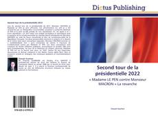 Bookcover of Second tour de la présidentielle 2022