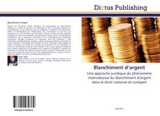 Bookcover of Blanchiment d'argent