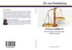 Protais LUMBU III的封面