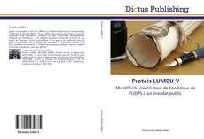 Bookcover of Protais LUMBU V