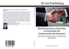 Couverture de Manifestaciones y Garantías en Contratos de Compraventa de Empresas